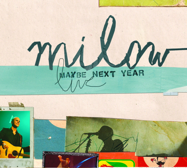 Milow Live Cover 2009
