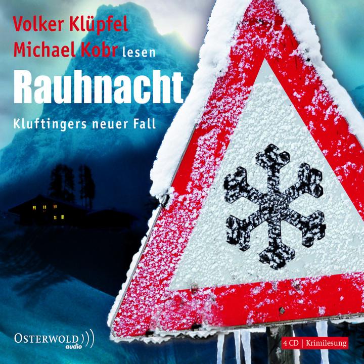 Rauhnacht - Kluftingers neuer Fall: Klüpfel,Volker/Kobr,Michael
