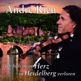 André Rieu, Ich hab mein Herz in Heidelberg verloren, 00602527192413