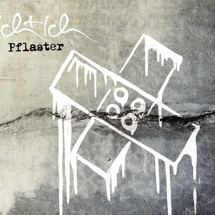 Ich + Ich Pflaster Single cover 2009