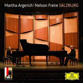 Martha Argerich, Salzburg: Brahms, Rachmaninov, Schubert, Ravel, 00028947785705