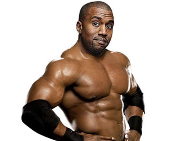 Kanye West, Die Worldwide Wrestling Bosse wollen Kanye!