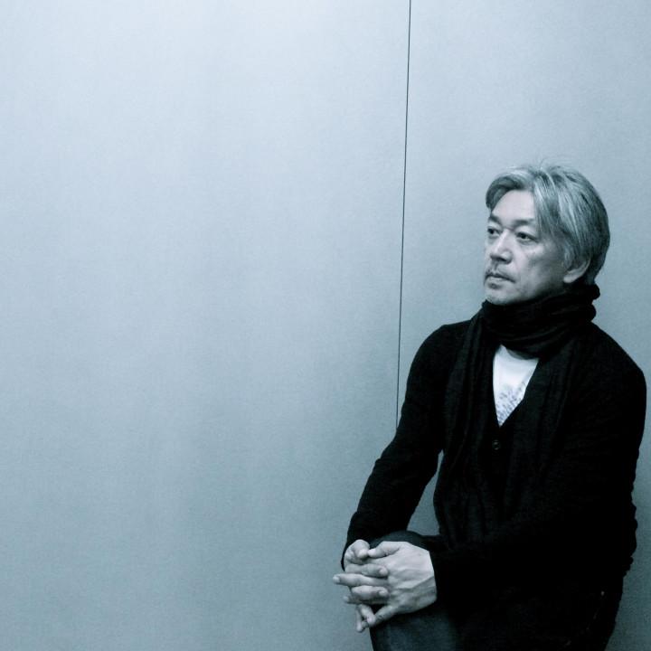 Ryuichi Sakamoto 2 ©Kazunali Tajima