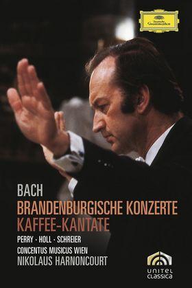 Nikolaus Harnoncourt, Bach, J.S.: Brandenburg Concertos Nos.1-6, BWV 1046-1051; Coffee Cantata BWV 211; Suite No.3 BWV 10, 00044007344507