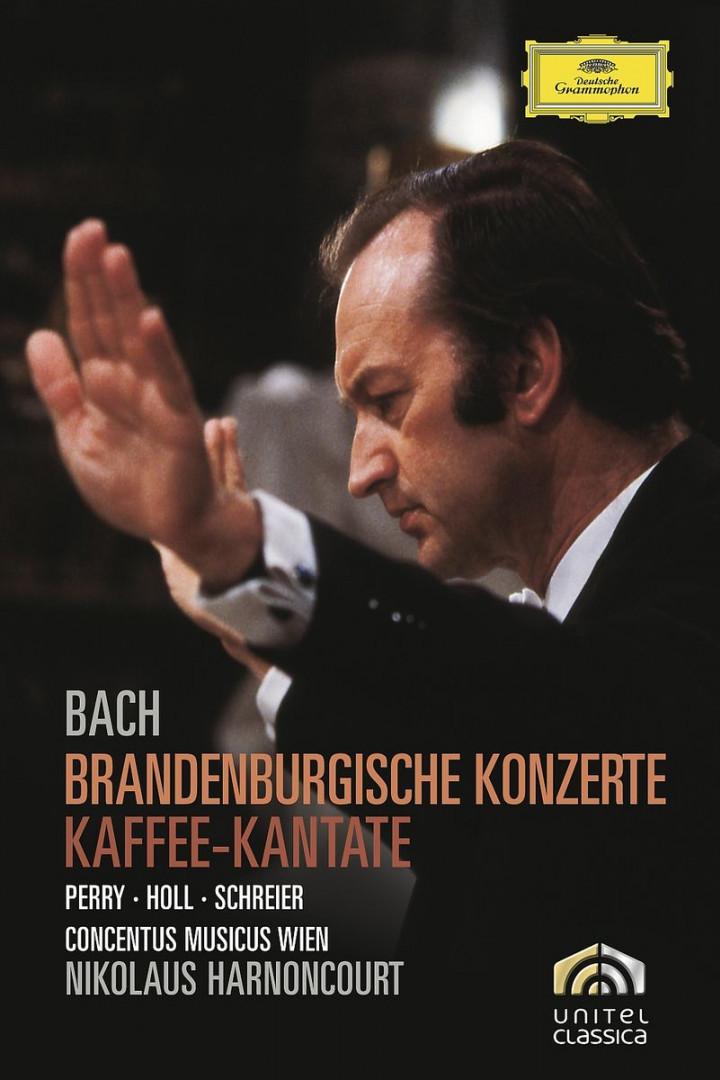 Bach, J.S.: Brandenburg Concertos Nos.1-6, BWV 1046-1051; Coffee Cantata BWV 211; Suite No.3 BWV 10