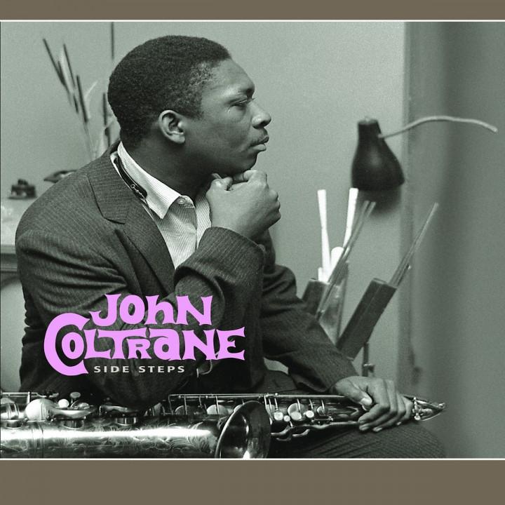 Side Steps (Box-Set): Coltrane,John
