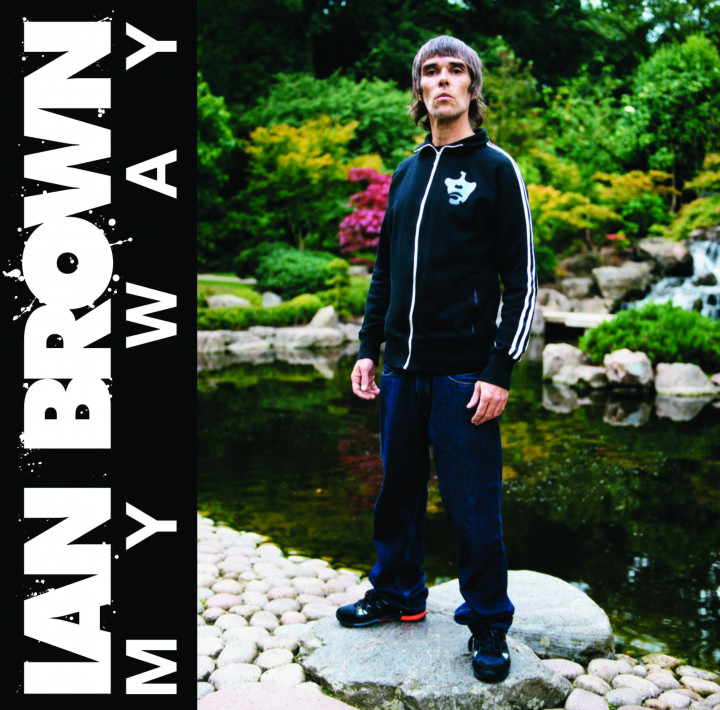 Ian Brown My Way Cover 2009