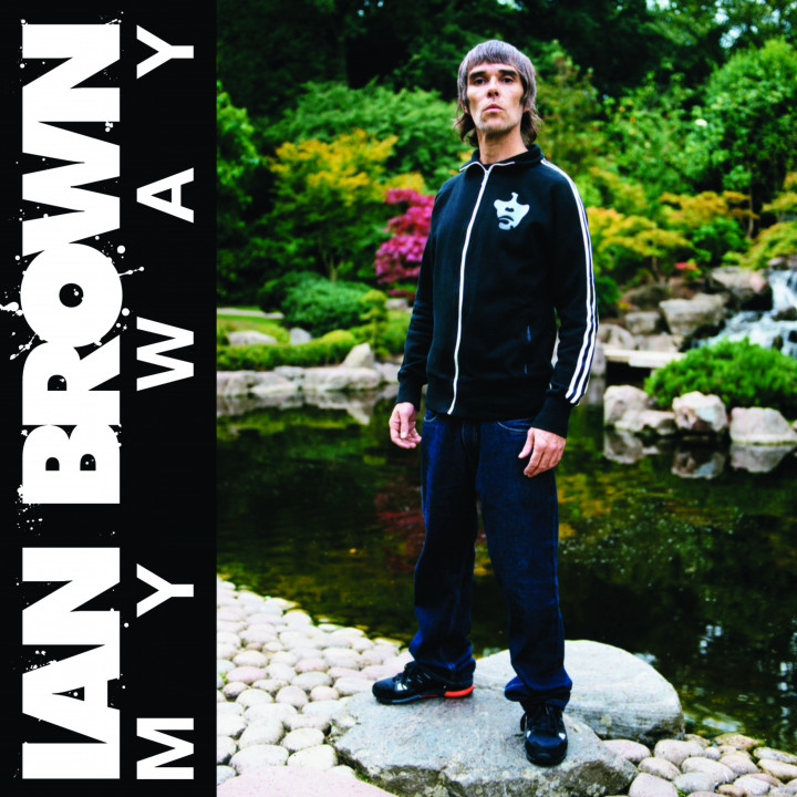 Ian Brown My Way Cover 2009