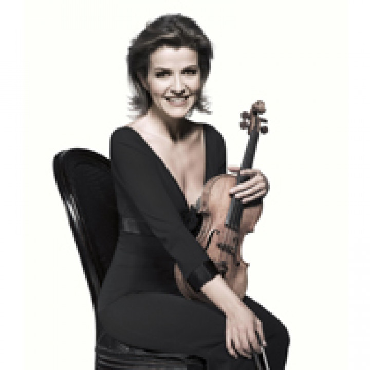 Anne-Sophie Mutter © Anja Frers / DG