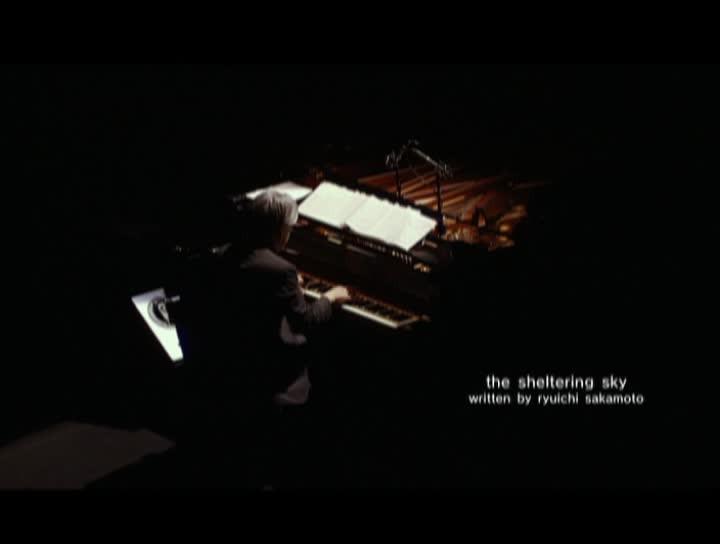 Ryuichi Sakamoto - The Sheltering Sky