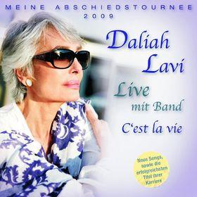 Daliah Lavi, C'est la vie - Live, 00602527126685
