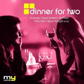 My Jazz, Dinner For Two (My Jazz), 00600753220801