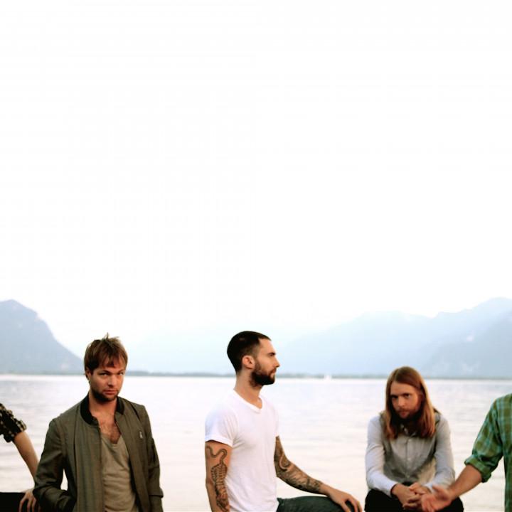 Maroon 5 Pressebilder 2009