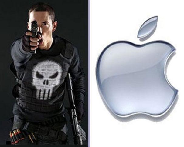 Eminem, Eminem vs Apple: Runde 2