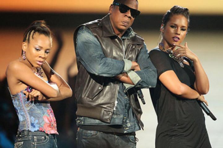 Lil Mama + Jay-Z + Alicia Keys