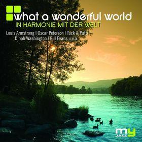 My Jazz, What A Wonderful World (My Jazz), 00600753174050