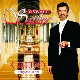 Oswald Sattler, Credo - religiöse Lieder, 00602527170879