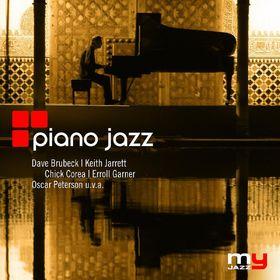My Jazz, Piano Jazz (My Jazz), 00600753220726