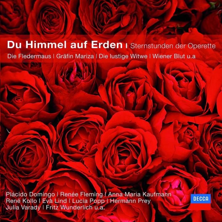 Du Himmel auf Erden-Sternstunden der Operette (CC): Domingo/Kaufmann,A.M./Kollo/Prey/+