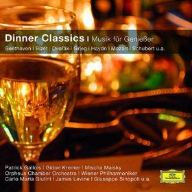 Classical Choice, Dinner Classics - Musik für Genießer, 00028948028658