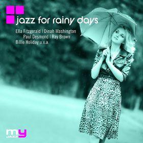 My Jazz, Jazz For Rainy Days (My Jazz), 00600753074190