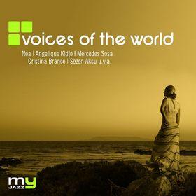 My Jazz, Voices Of The World (My Jazz), 00600753220764
