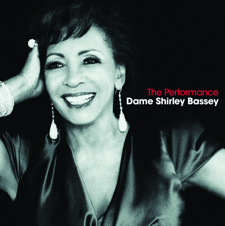 Shirley Bassey The Performance Cover 2009