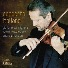 Venice Baroque Orchestra, Concerto Italiano, 00028947766063