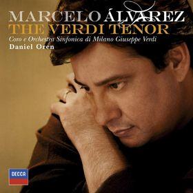Giuseppe Verdi, The Verdi Tenor, 00028947814429