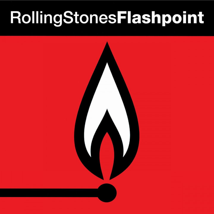 Flashpoint (2009 Remastered): Rolling Stones, The