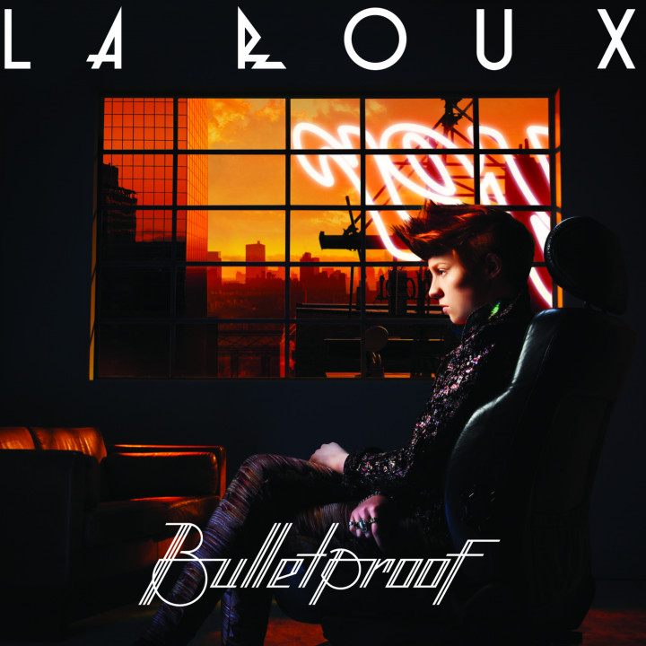 La Roux Bulletpruff Cover 2009