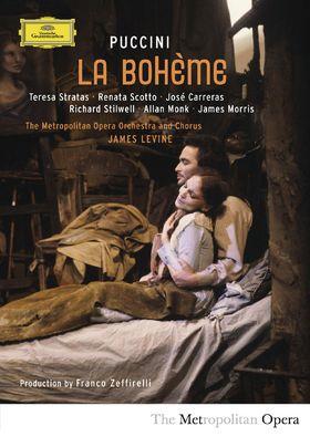 James Levine, Puccini: La Bohème, 00044007345399