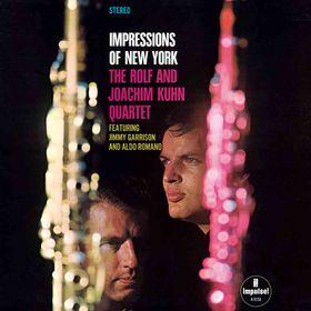 Rolf and Joachim Kühn Quartet, Impressions Of New York: Rolf & Joachim Kühn Quartet, 00600753227572