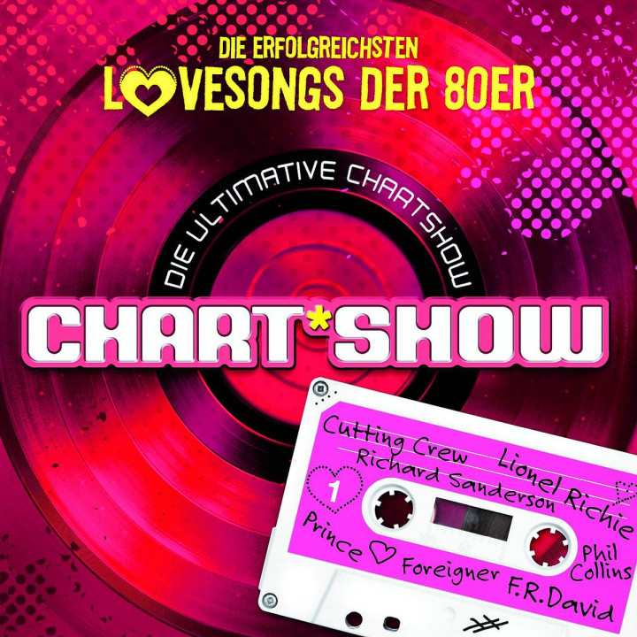 Die Ultimative Chartshow - Lovesongs der 80er