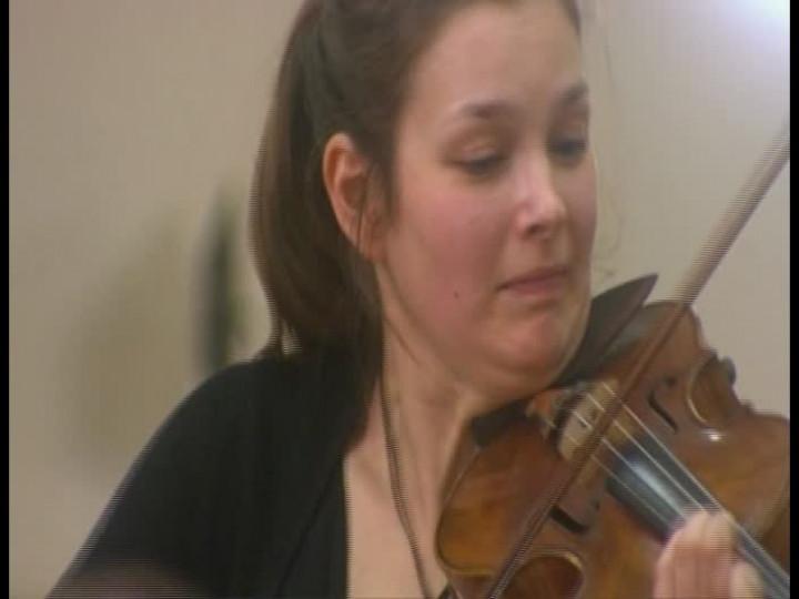 Beethoven & Britten Violin Concertos Albumdokumentation
