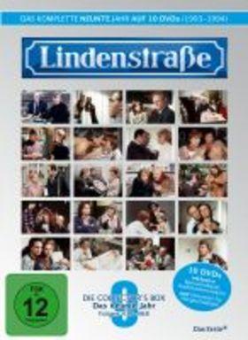 Lindenstraße, Lindenstraße Collector's Box Vol. 9 - Das 9. Jahr, 04032989601868