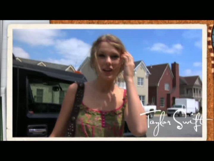 Taylor Swift Trailer 2009