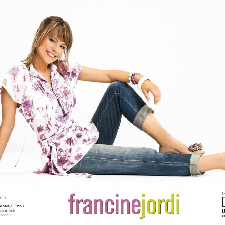 Francine Jordi Bild 03 2009