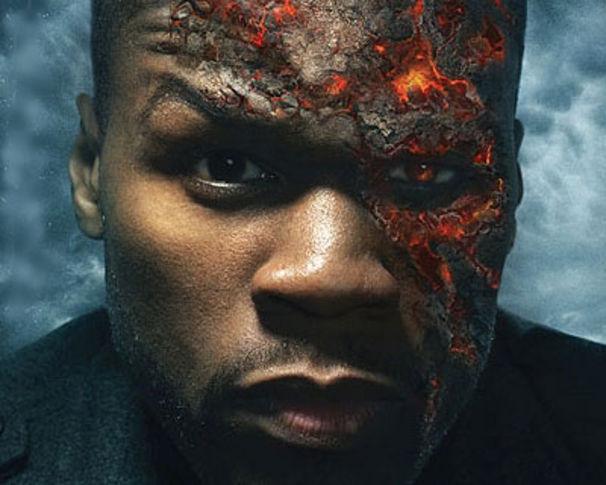 50 Cent, 50 Cent lässt Before I Self Destruct Cover leaken!