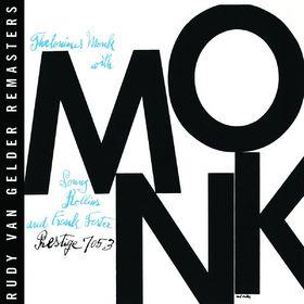 Thelonious Monk, Monk (Rudy van Gelder Remaster), 00888072315938