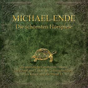 Michael Ende, Die große Michael Ende Jubiläumsbox, 00602527199573