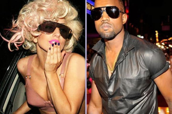 Kanye West & Lady Gaga