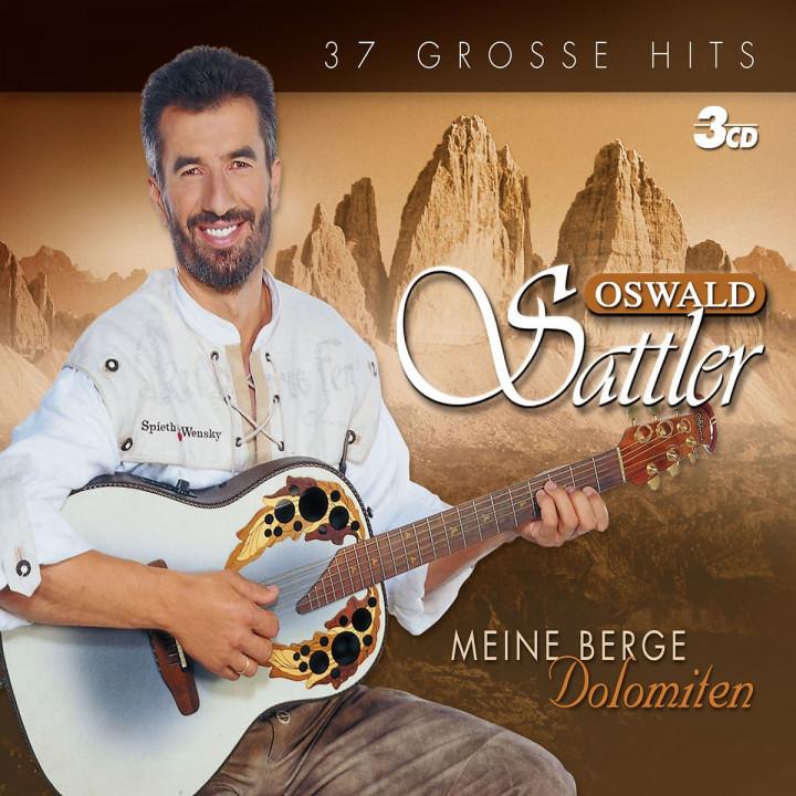 Meine Berge Dolomiten: Sattler, Oswald