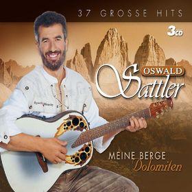 Oswald Sattler, Meine Berge Dolomiten, 00602527243191