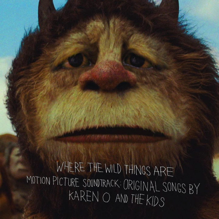 Where The Wild Things Are Motion Picture Soundtrack