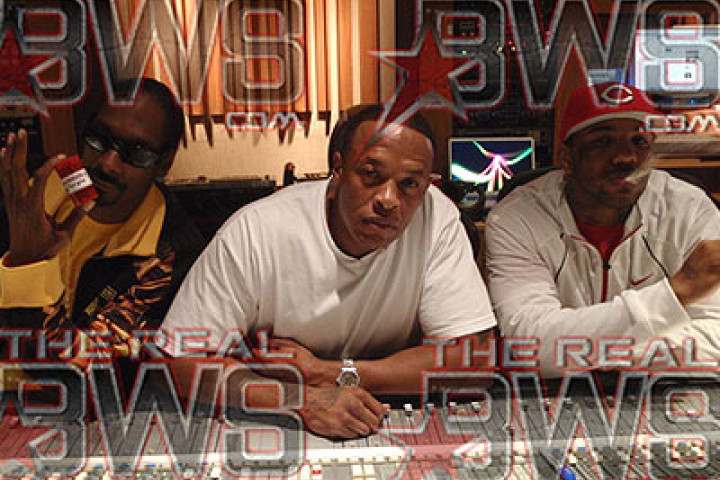 Dr. Dre, The Game & Snoop Dogg