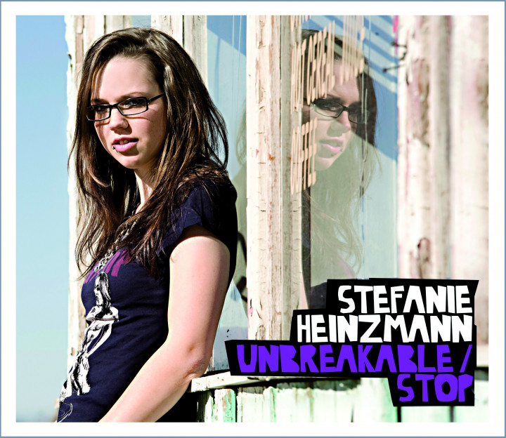 Stfanie Heinzmann Unbreakable / Stop Cover 2009