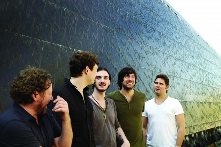 Snow Patrol Bild 02 2009