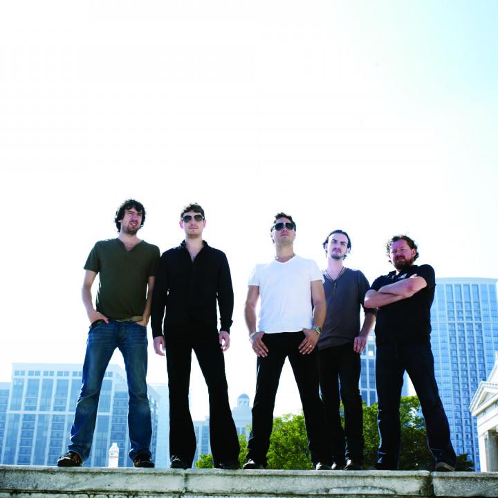 Snow Patrol Bild 01 2009
