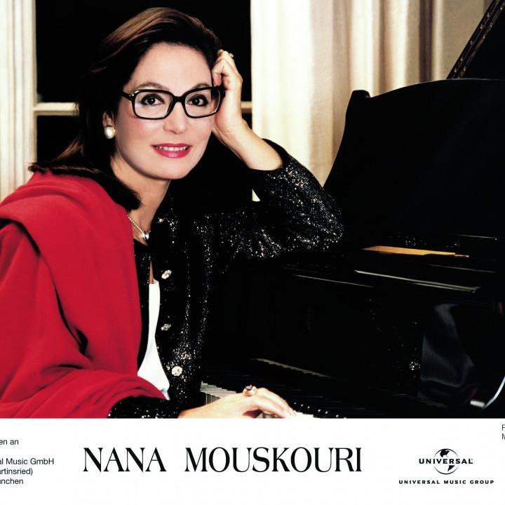 Nana Mouskouri – Pressebilder 2009